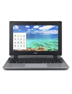 "Acer Chromebook R 11 C738T-C27B 29.5 cm (11.6"") 1366 x 768 pikseliä Kosketusnäyttö Intel® Celeron® 4 GB DDR3L-SDRAM 16 Flash Ace"