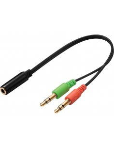 Sandberg Headset converter(mobile) > PC Sandberg 508-67 - 1