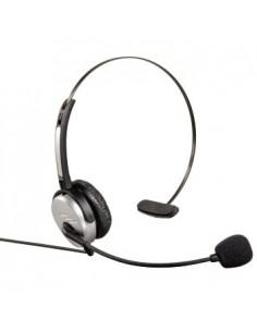 Hama Headband Headset Kuulokkeet Musta, Hopea Hama 40625 - 1