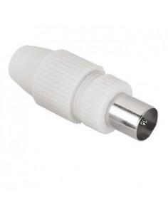 Hama Antenna Male Plug, Coaxial, Clamp Type koaksiaaliliitin Hama 44147 - 1