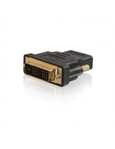 C2G 80347 cable gender changer DVI-D HDMI Musta C2g 80347 - 1