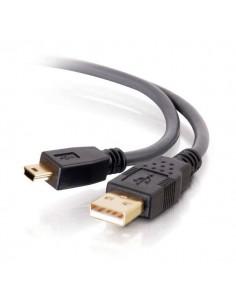C2G 89652 USB-kaapeli 3 m USB 2.0 A Mini-USB B Musta C2g 89652 - 1