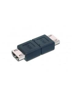 ASSMANN Electronic AK-330500-000-S videokabeladapter HDMI Typ A (standard) Svart Assmann AK-330500-000-S - 1