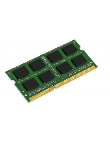Kingston Technology System Specific Memory 8GB DDR3 1333MHz SODIMM Module muistimoduuli 1 x 8 GB Kingston KCP313SD8/8 - 1