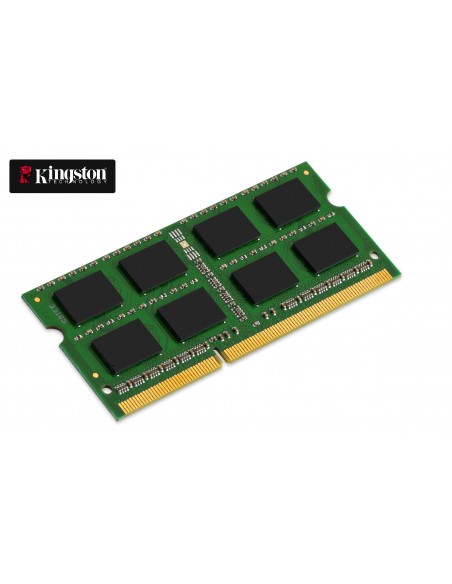 Kingston Technology System Specific Memory 8GB DDR3 1333MHz SODIMM Module muistimoduuli 1 x 8 GB Kingston KCP313SD8/8 - 2