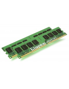 Kingston Technology System Specific Memory 4GB Dual Rank Kit muistimoduuli 2 x GB DDR2 400 MHz Kingston KTH-MLG4/4G - 1