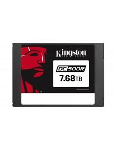 "Kingston Technology DC500 2.5"" 7680 GB Serial ATA III 3D TLC Kingston SEDC500R/7680G - 1"