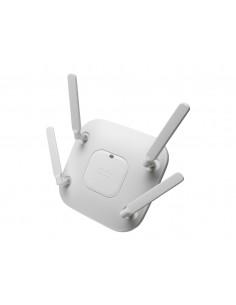Cisco Aironet 3600e 1000 Mbit/s Vit Strömförsörjning via Ethernet (PoE) stöd Cisco AIR-CAP3602E-S-K9 - 1