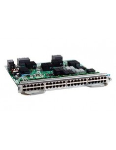 Cisco C9400-LC-48UX nätverksswitchmoduler 10 Gigabit Ethernet, Ethernet Cisco C9400-LC-48UX - 1