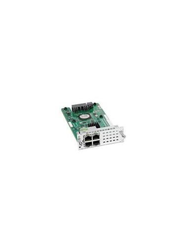 Cisco NIM-ES2-4= verkkokytkinmoduuli Gigabitti Ethernet Cisco NIM-ES2-4= - 1