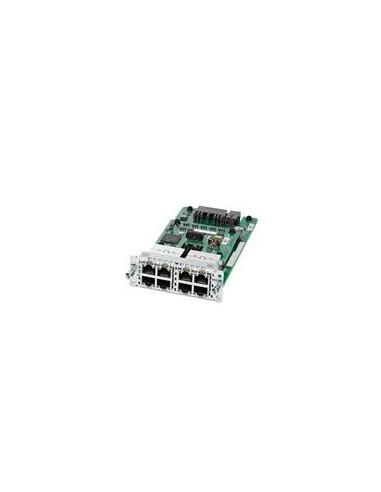 Cisco NIM-ES2-8-P= network switch module Gigabit Ethernet Cisco NIM-ES2-8-P= - 1