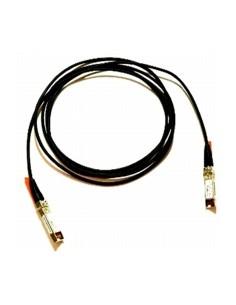 Cisco 10GBASE-CU, SFP+, 2.5m nätverkskablar Svart 2.5 m Cisco SFP-H10GB-CU2-5M= - 1