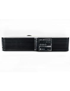 Vertiv Liebert PS3000RT3-230 UPS-virtalähde Linjainteraktiivinen 3000 VA 2700 W 9 AC-pistorasia(a) Vertiv PS3000RT3-230 - 1