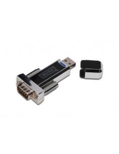 Digitus DA-70155-1 cable gender changer USB 1.1 D-SUB Svart Digitus DA-70155-1 - 1
