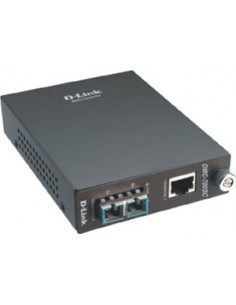 D-Link DMC-700SC/E mediakonverterare för nätverk 1000 Mbit/s D-link DMC-700SC/E - 1