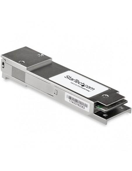 StarTech.com 720187-B21-ST lähetin-vastaanotinmoduuli Valokuitu 40000 Mbit/s QSFP+ 850 nm Startech 720187-B21-ST - 1