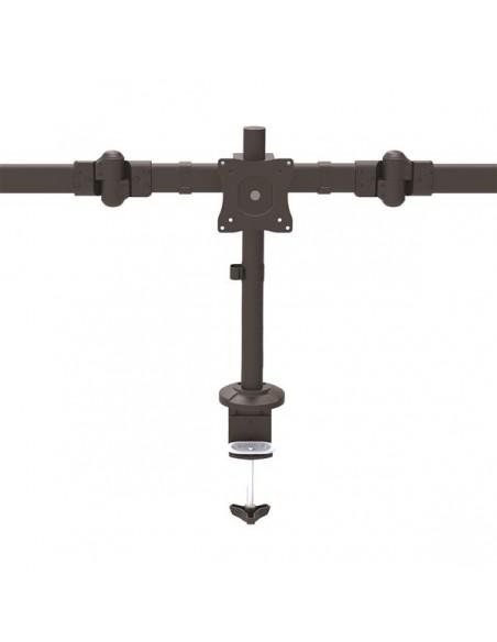 "StarTech.com ARMTRIO monitorin kiinnike ja jalusta 61 cm (24"") Puristin Musta Startech ARMTRIO - 2"