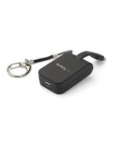 StarTech.com CDP2MDPFC USB grafiikka-adapteri 3840 x 2160 pikseliä Musta Startech CDP2MDPFC - 1