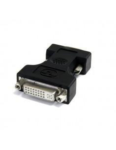 StarTech.com DVI to VGA Cable Adapter - Black F/M Startech DVIVGAFMBK - 1