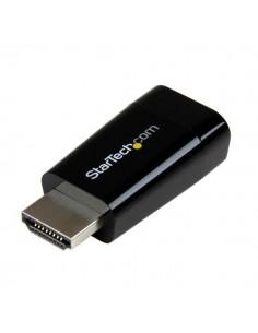 StarTech.com Compact HDMI to VGA Adapter Converter - Ideal for Chromebooks Ultrabooks & Laptops – 1920x1200/1080p Startech HD2VG