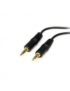 StarTech.com 6ft 3.5mm audiokaapeli 1.8 m Musta Startech MU6MM - 1