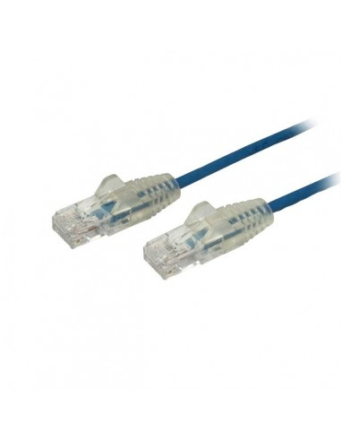StarTech.com N6PAT50CMBLS verkkokaapeli Sininen 0.5 m Cat6 U/UTP (UTP) Startech N6PAT50CMBLS - 1