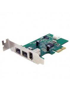 StarTech.com PEX1394B3LP liitäntäkortti/-sovitin Sisäinen IEEE 1394/Firewire Startech PEX1394B3LP - 1