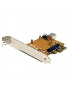 StarTech.com PCI Express to Mini Card Adapter Startech PEX2MPEX - 1
