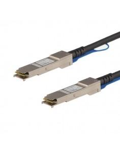 StarTech.com Cisco QSFP-H40G-ACU10M-kompatibel - QSFP+ direktanslutningskabel 10 m Startech QSFPH40GAC10 - 1