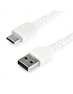 StarTech.com RUSB2AC2MW USB-kaapeli 2 m USB 2.0 A C Valkoinen Startech RUSB2AC2MW - 1