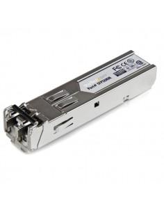 StarTech.com MSA Uncoded SFP Module - 1000BASE-SX 1GbE Multi Mode Fiber (MMF) Optic Transceiver 1GE Gigabit Ethernet LC 550m Sta