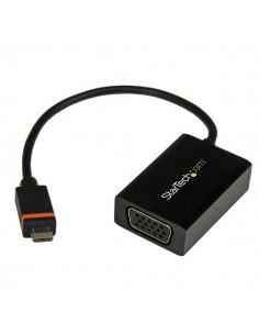 StarTech.com SlimPort/MyDP till VGA-videokonverterare – Micro USB VGA-adapter för HP ChromeBook 11 1080p Startech SLMPT2VGA - 1