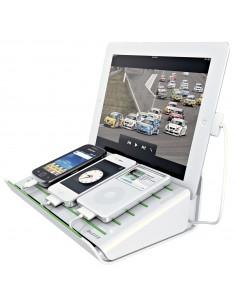 Leitz Pöytälaturi Complete mobiililaitteille valkoinen Kensington 62640001 - 1