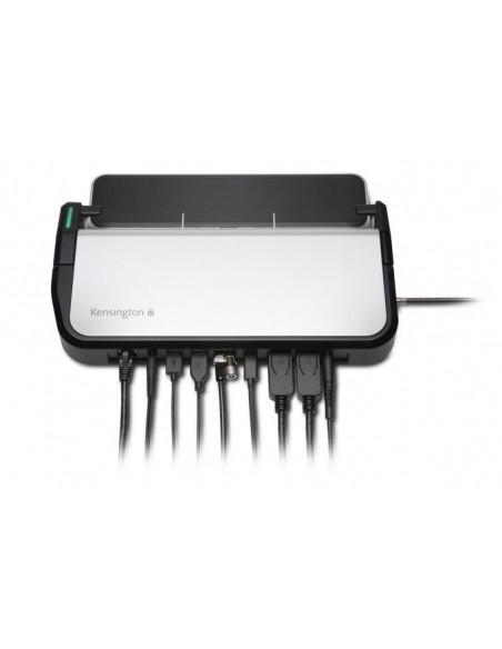 Kensington LD4650P Langallinen USB 3.2 Gen 1 (3.1 1) Type-C Musta, Hopea Kensington K38400EU - 6
