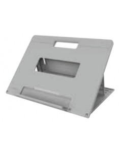 """Kensington SmartFit Easy Riser Go 43.2 cm (17"""") Ställ till bärbara datorer Grå Kensington K50420EU - 1"""