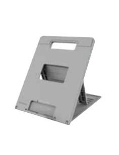 """Kensington SmartFit Easy Riser Go 35.6 cm (14"""") Ställ till bärbara datorer Grå Kensington K50421EU - 1"""