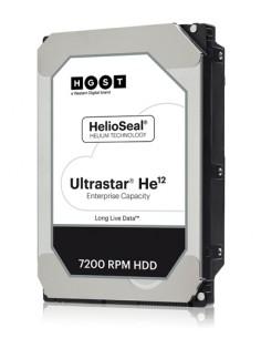 """Western Digital Ultrastar He12 3.5"""" 12000 GB SAS Hgst 0F29561 - 1"""