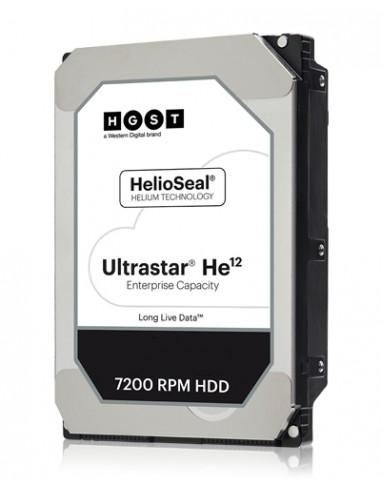 "Western Digital Ultrastar He12 3.5"" 12000 GB SATA Hgst 0F30142 - 1"