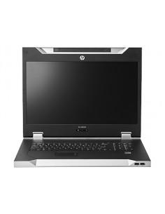"""Hewlett Packard Enterprise LCD8500 1U INTL Rackmount Console Kit telinekonsoli 47 cm (18.5"""") 1600 x 1200 pikseliä Hopea Hp AF644"""