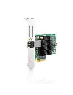 Hewlett Packard Enterprise PCIe/1 x Fibre Channel nätverkskort/adapters Intern Hp AJ762B - 1