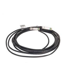 Hewlett Packard Enterprise X240 10G SFP+ 5m DAC nätverkskablar Svart Hp JG081C - 1