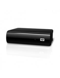 Western Digital 2TB My Book AV-TV externa hårddiskar 2000 GB Svart Western Digital WDBGLG0020HBK-EESN - 1