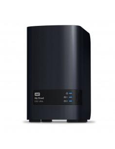 Western Digital My Cloud EX2 Ultra NAS Desktop Ethernet LAN Black Armada 385 Western Digital WDBVBZ0080JCH-EESN - 1
