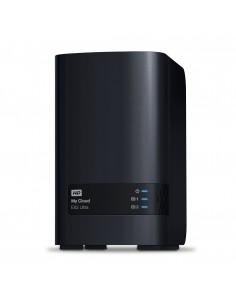 Western Digital My Cloud EX2 Ultra NAS Ethernet LAN Black Armada 385 Western Digital WDBVBZ0280JCH-EESN - 1