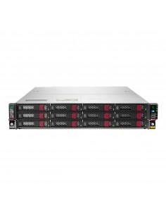 Hewlett Packard Enterprise StoreEasy 1660 4110 Ethernet LAN Teline ( 2U ) Musta, Metallinen NAS Hp R0R67A - 1