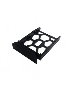 "Synology DISK TRAY (TYPE D8) asemapaikkaan asennettava paneeli 2,5/3,5"" Etupaneeli Musta Synology DISK TRAY (TYPE D8) - 1"
