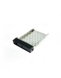 """Synology DISK TRAY (TYPE R8) drive bay-paneler 2,5/3,5"""" Bezel-panel Svart, Silver Synology DISK TRAY (TYPE R8) - 1"""
