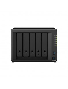 Synology DiskStation DS1019+ NAS- ja tallennuspalvelimet Tower Ethernet LAN Musta J3455 Synology DS1019+ - 1