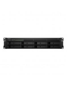 Synology RackStation RS1219+ NAS- ja tallennuspalvelimet Teline ( 2U ) Ethernet LAN Musta C2538 Synology RS1219+ - 1
