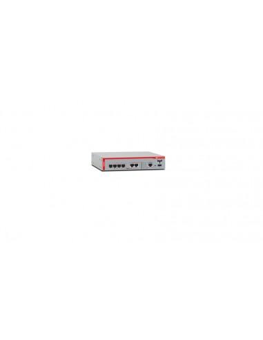 Allied Telesis AT-AR2050V-50 hårdvarubrandväggar 750 Mbit/s Allied Telesis AT-AR2050V-50 - 1